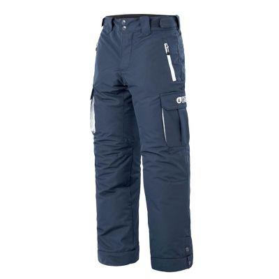 Picture August Pants Boys Colour: DARK BLUE / SIZE: L