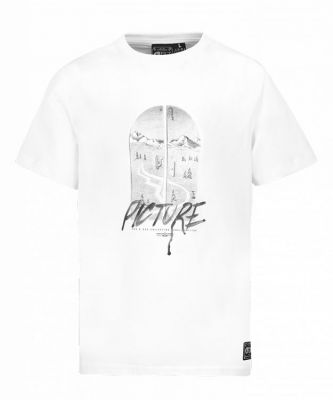 Picture Dad and Son Split T-Shirt