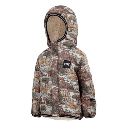 Picture Feel Jacket Toddler Colour: FJORD / SIZE: 12-18m