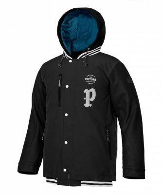 Picture Havane Jacket Sample Colour: BLACK / SIZE: M
