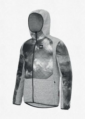 Picture Infuse Jacket Sample Colour: GREY / SIZE: L