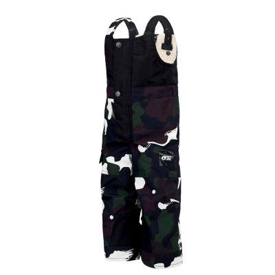 Picture Snowy Pants Boys Colour: BLACK / SIZE: 18-24m