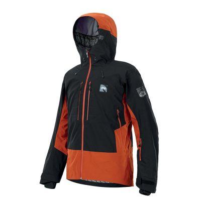 Picture Welcome Jacket Colour: BLACK / SIZE: L