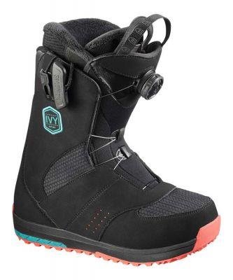Salomon Ivy Boa Snowboard Boots Womens 16/17