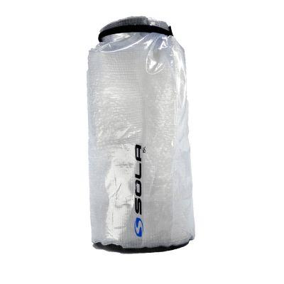 Sola Dry Bag 15L Colour: CLEAR