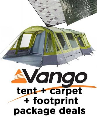 Tent Packages Colour: ONE COLOUR