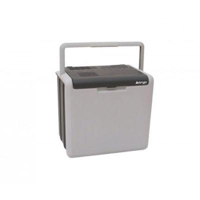 Vango E-Pinnacle 30 Litre Electric Coolbox Colour: GREY