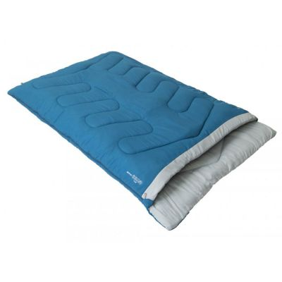 Vango Flare Double Sleeping Bag Colour: BLUE