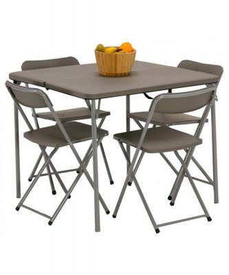 Vango Orchard Table and Chair Set Colour: ONE COLOUR