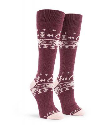 Volcom Tundra Tech Ski Sock Womens