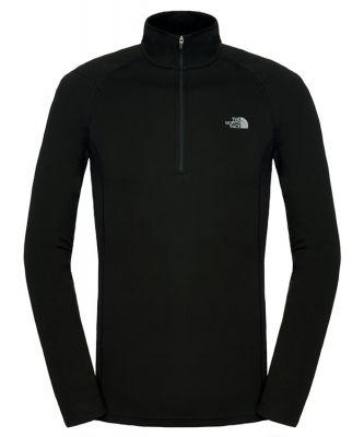 North Face Warm LS Zip Neck Mens 15/16