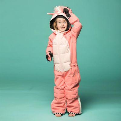 WeeDo Unicorn Snowsuit
