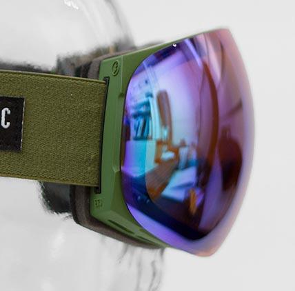 Spherical Lens Goggle