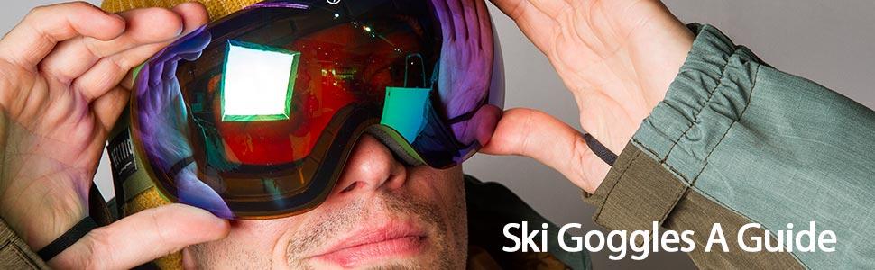 Ski Goggle Guide Three Zero