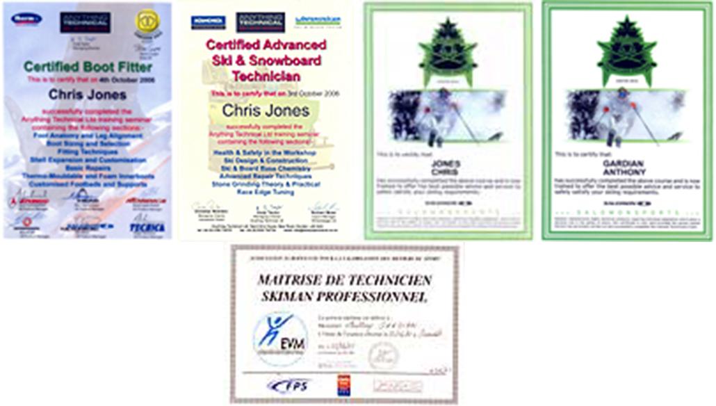 Certification-Ski-Service-Three-Zero