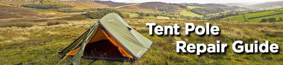 Tent Pole Repair Guide