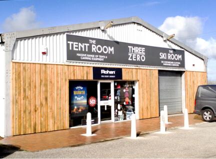 ThreeZero Shop Front