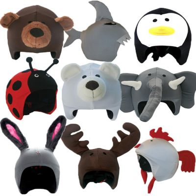 Coolcasc Animal Ski Helmet Covers