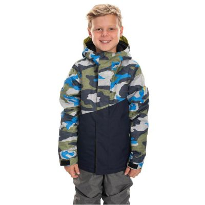 686 Cross Insulated Jacket Boys