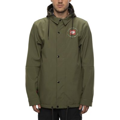 686 Mens Waterproof Coaches Jacket