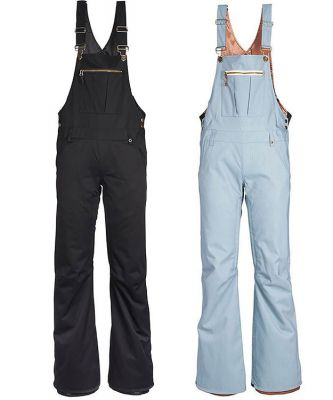 686 Womens Black Magic Insulated Overalls