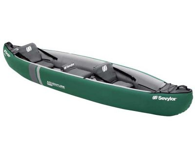 Sevylor Adventure Plus Kayak Colour: ONE COLOUR
