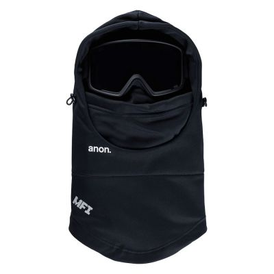 Anon MFI Hooded Balaclava Colour: BLACK / SIZE: ONE SIZE