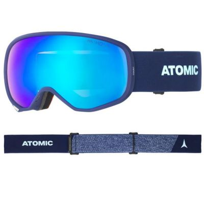 Atomic Count 360° HD Goggle Colour: DARK