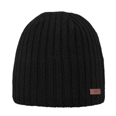 Barts Haakon Beanie Colour: BLACK