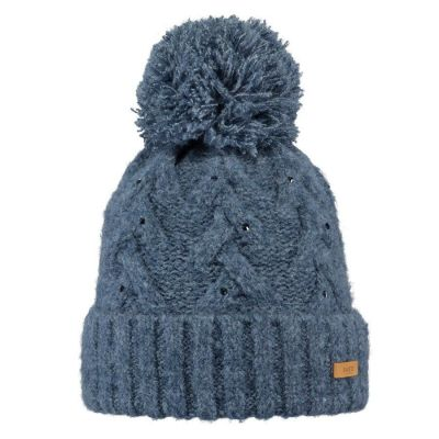 Barts Iphe Beanie Colour: BLUE