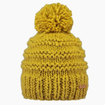 Barts Jasmin Beanie Colour: YELLOW