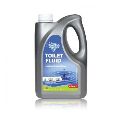 Blue Diamond 4L Toilet Fluid Colour: GREY