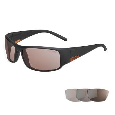 Bolle King Sunglasses Colour: MATTE BLACK