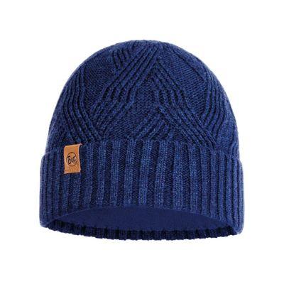 Buffs Artur Knitted Hat Colour: BLUE
