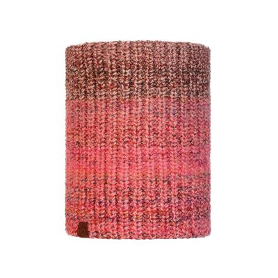 Buffs Olya Dune Knitted Neckwarmer Colour: PINK