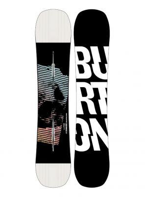 Burton Instigator Flat Top Snowboard