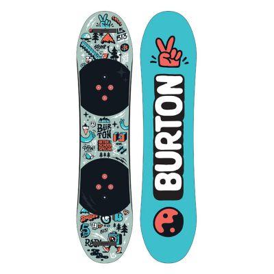Burton Kids Burton After School Special Snowboard Package Colour: MULTI COLOURED / SIZE: 90
