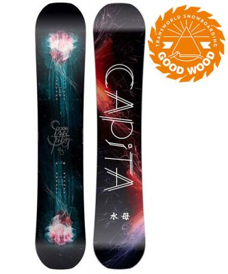 Capita Space Metal Fantasy Snowboard 16/17