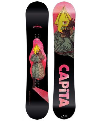 Capita The Outsiders Snowboard 18/19 SIZE: 154