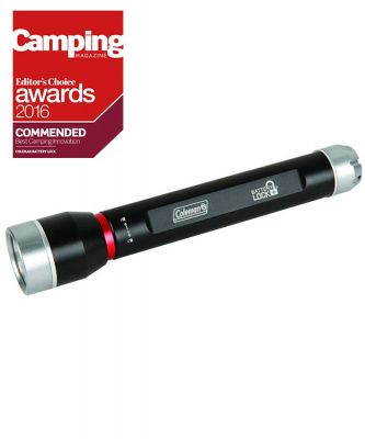 Coleman Divide+ 250 LED Torch Colour: ONE COLOUR