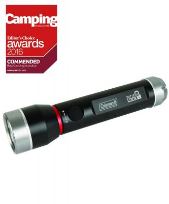 Coleman Divide+ 350 LED Torch Colour: ONE COLOUR