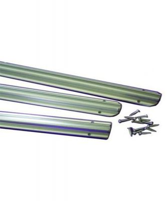 Crusader Awning Rail 3 x 1.2m Colour: ONE COLOUR
