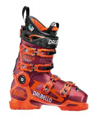Dalbello DS 120 Red Ski Boots