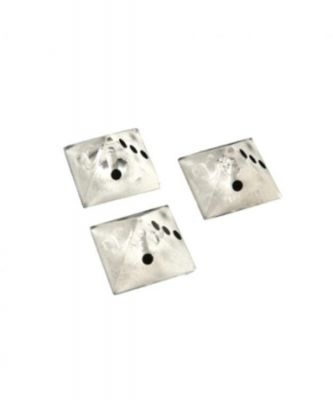 Demon Dice Snowboard Stomp Pad Colour: CLEAR