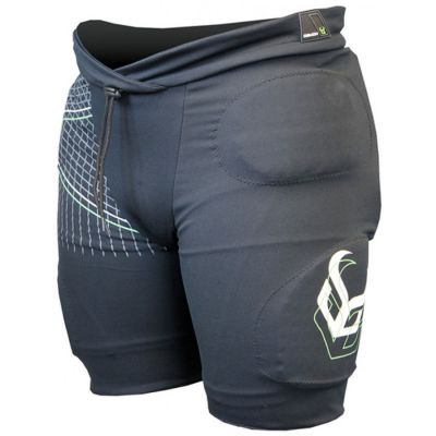 Demon FlexForce Pro Padded Short V2