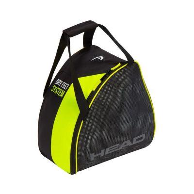 Head Bootbag Colour: BLACK/YELLOW