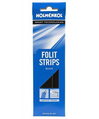 Holmenkol Folit Strips Black Colour: ONE COLOUR