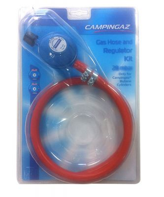 Camping Gaz Hose & Regulator Kit Colour: ONE COLOUR