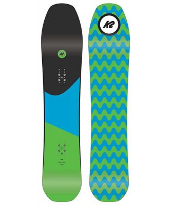 K2 Party Platter Snowboard 18/19 SIZE: 150