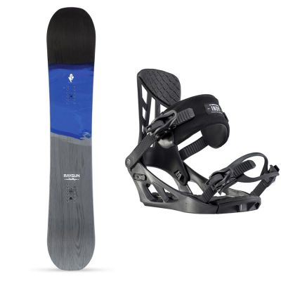 K2 Raygun + Indy Snowboard Package
